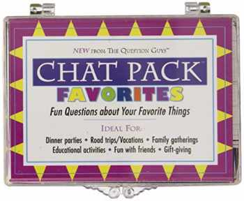 9781939532008-1939532000-Chat Pack Favorites: Fun Questions about Your Favorite Things