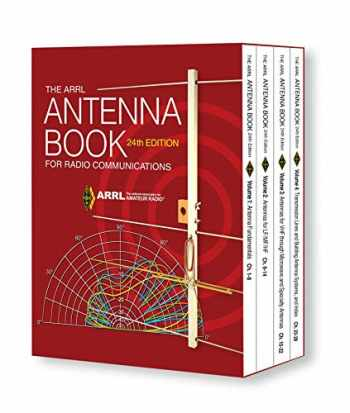 9781625951144-1625951140-The ARRL Antenna Book 24th Edition Four Volume Boxed Set