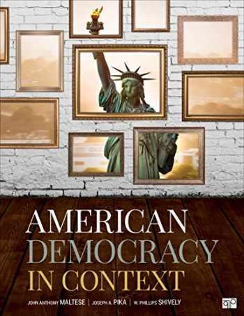 9781544345239-1544345232-American Democracy in Context