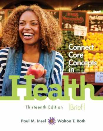 9780078028533-0078028531-Connect Core Concepts in Health, Brief, 13th Edition