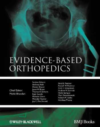 9781405184762-1405184760-Evidence-based Orthopedics
