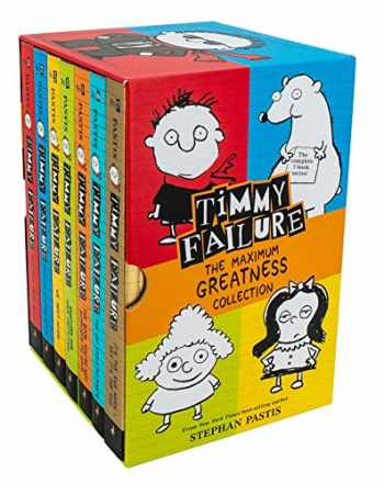 9781536209112-1536209112-Timmy Failure: The Maximum Greatness Collection