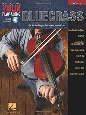 9781423413776-1423413776-Bluegrass: Violin Play-Along Volume 1 (Hal Leonard Violin Play-along)