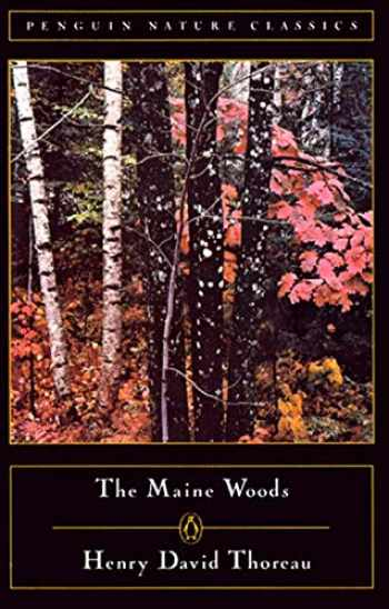 9780140170139-0140170138-The Maine Woods (Penguin Nature Library)