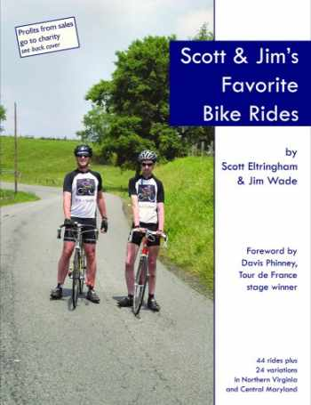 9780977071319-0977071316-Scott and Jim's Favorite Bike Rides