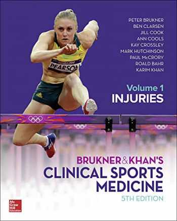9781743761380-1743761384-BRUKNER & KHAN'S CLINICAL SPORTS MEDICINE: INJURIES, VOL. 1