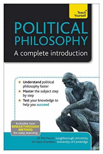 9781444167061-1444167065-Teach Yourself Politcal Philosophy: A complete introduction