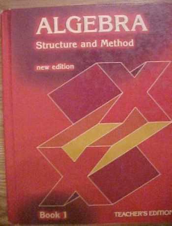 9780395291887-0395291887-Algebra Structure and Method, Book 1, Teacher's Edition