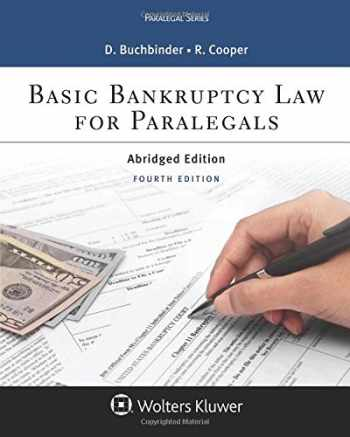 9781454873419-1454873418-Basic Bankruptcy Law for Paralegals, Abridged