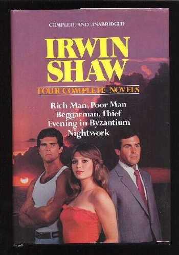 9780517347973-0517347970-Irwin Shaw: 4 Complete Novels