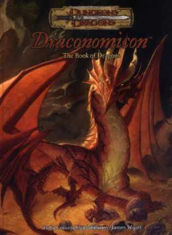 9780786928842-0786928840-Draconomicon: The Book of Dragons (Dungeons & Dragons)
