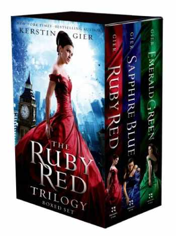 9781250060433-1250060435-The Ruby Red Trilogy Boxed Set: Ruby Red, Sapphire Blue, Emerald Green