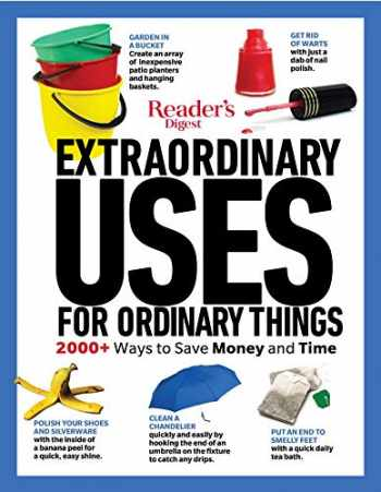 9781621454366-1621454363-Reader's Digest Extraordinary Uses for Ordinary Things New Edition