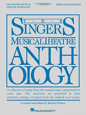 9781495019012-1495019012-Singer's Musical Theatre Anthology - Volume 6: Mezzo-Soprano/Belter Book Only