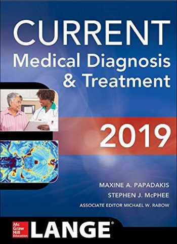 9781260117431-126011743X-CURRENT Medical Diagnosis and Treatment 2019