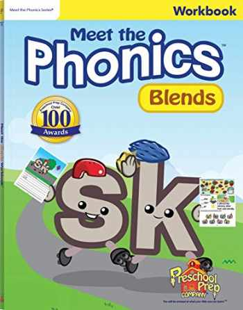 9781935610342-1935610341-Meet the Phonics - Blends Workbook