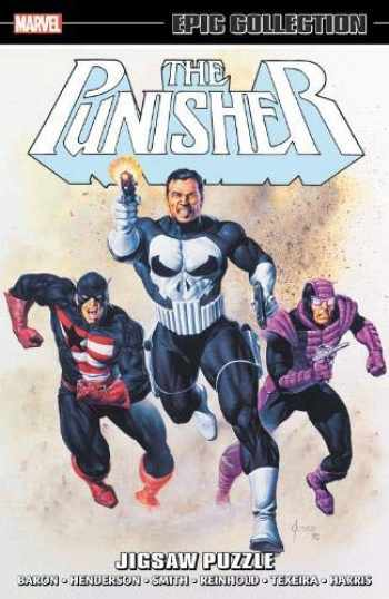 9781302922757-1302922750-Punisher Epic Collection: Jigsaw Puzzle