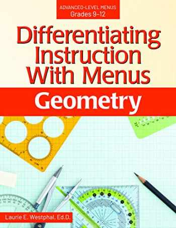 9781618218919-1618218913-Differentiating Instruction With Menus: Geometry