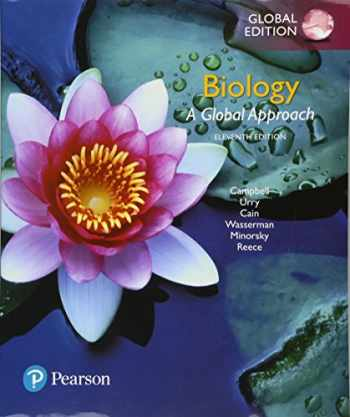 9781292170435-1292170433-Biology: A Global Approach, Global Edition