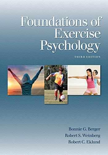 9781935412588-1935412582-Foundations of Exercise Psychology