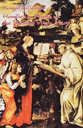 9780879071486-0879071486-Homilies in Praise of the Blessed Virgin Mary (Cistercian Fathers)