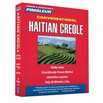 9780743572415-0743572416-Pimsleur Haitian Creole Conversational Course - Level 1 Lessons 1-16 CD: Learn to Speak and Understand Haitian Creole with Pimsleur Language Programs (1)