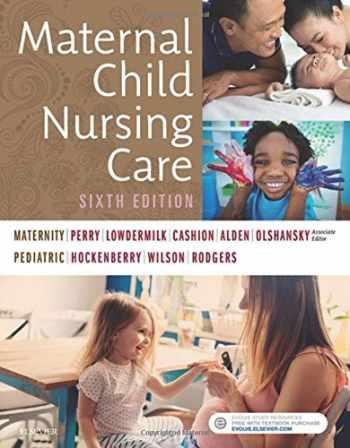 9780323549387-0323549381-Maternal Child Nursing Care