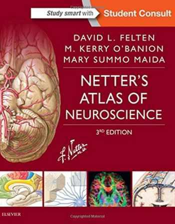 9780323265119-0323265111-Netter's Atlas of Neuroscience (Netter Basic Science)
