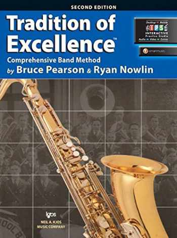 9780849771323-0849771323-W62XB - Tradition of Excellence Book 2 - Bb Tenor Saxophone