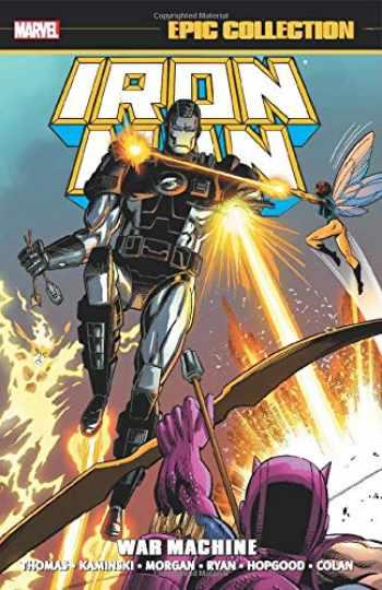 9781302923518-130292351X-Iron Man Epic Collection: War Machine