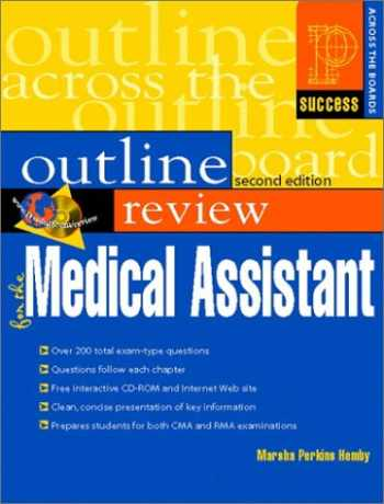 9780130194503-0130194506-Pearson Health Outline Review for the Medical Assistant (2nd Edition)