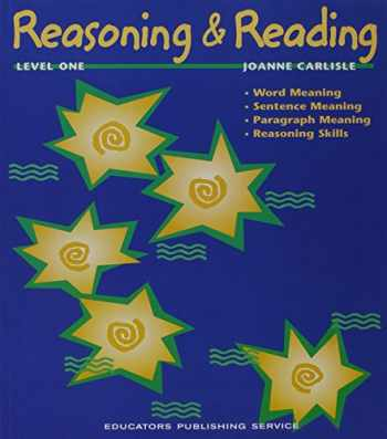 9780838830031-083883003X-Reasoning and Reading Level 1