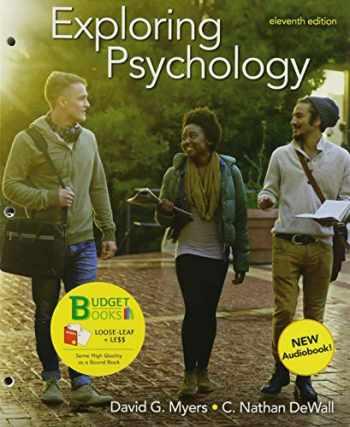 9781319280895-1319280897-Loose-leaf Version for Exploring Psychology & LaunchPad for Exploring Psychology (Six-Months Access)
