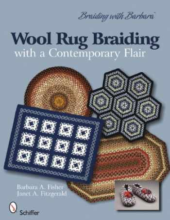 9780764334580-0764334581-Braiding with Barbara*TM /Wool Rug Braiding with a contemporary flair