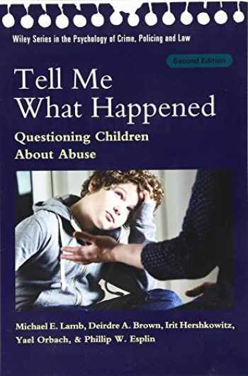9781118881675-1118881672-Tell Me What Happened 2nd Edition (Wiley Series in Psychology of)