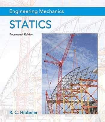 9780134160689-0134160681-Engineering Mechanics: Statics Plus Mastering Engineering with Pearson eText -- Access Card Package (14th Edition) (Hibbeler, The Engineering Mechanics: Statics & Dynamics Series, 14th Edition)