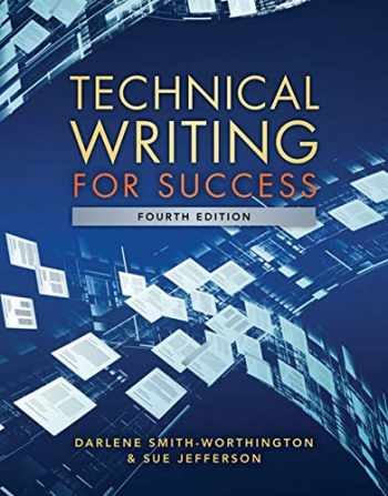 9781305948822-1305948823-Technical Writing for Success, 4th