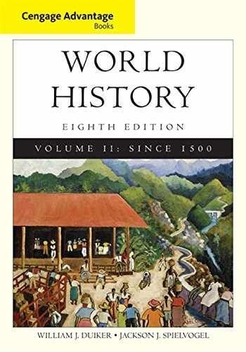 9781305091733-1305091736-Cengage Advantage Books: World History, Volume II