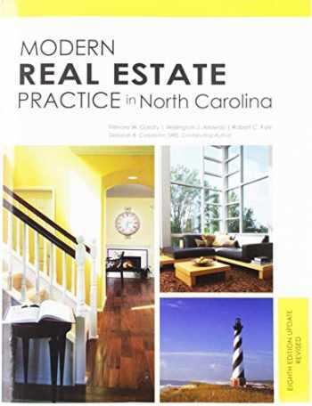 9781475429640-1475429649-Modern Real Estate Practice in North Carolina
