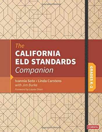 9781544301235-1544301235-The California ELD Standards Companion, Grades K-2: Grades K-2