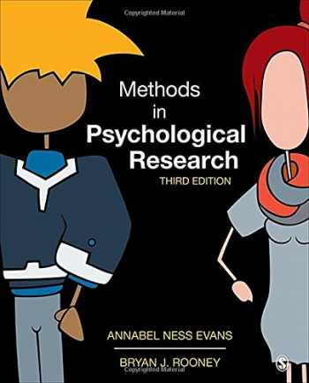 9781452261041-1452261040-Methods in Psychological Research
