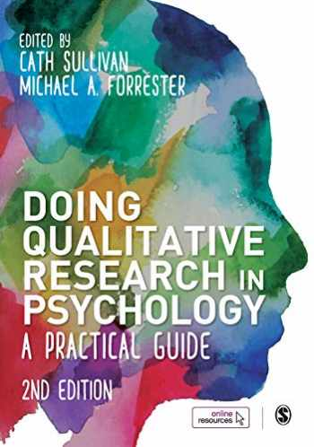 9781526402783-1526402785-Doing Qualitative Research in Psychology: A Practical Guide