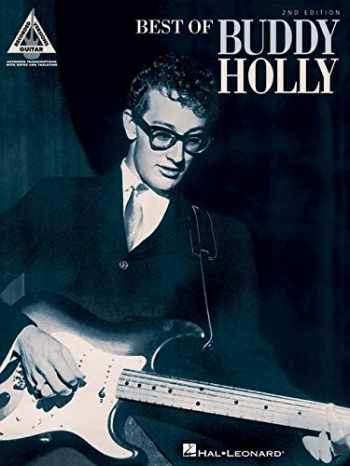 9780793508044-0793508045-Best of Buddy Holly (Guitar Recorded Versions)