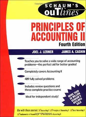 9780070375895-0070375895-Schaum's Outline of Principles of Accounting II