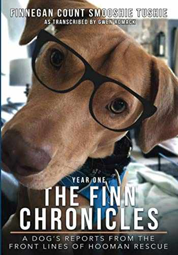 9781735247304-1735247308-The Finn Chronicles: Year One: A dog's reports from the front lines of hooman rescue