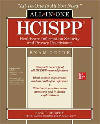 9781260460063-1260460061-HCISPP HealthCare Information Security and Privacy Practitioner All-in-One Exam Guide