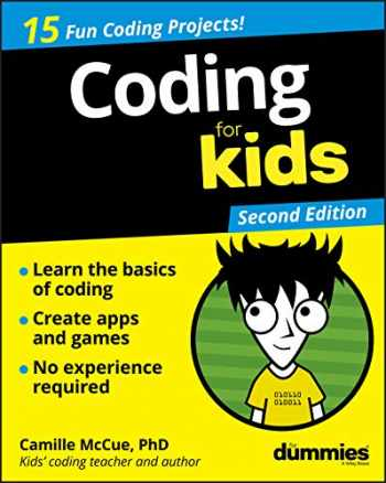 9781119555162-1119555167-Coding For Kids For Dummies, 2nd Edition
