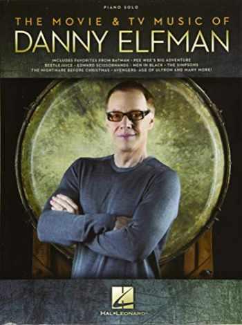 9781495073243-1495073246-The Movie & TV Music of Danny Elfman