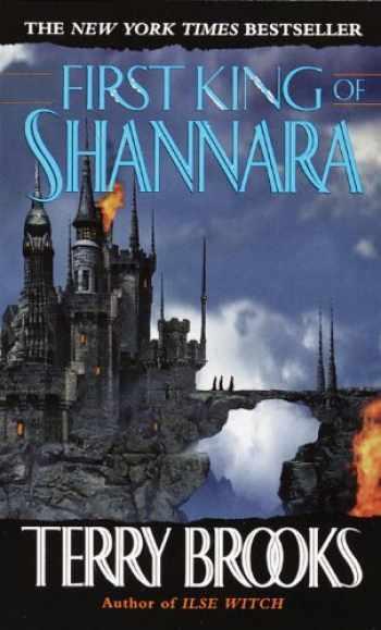 9780613095570-061309557X-First King Of Shannara (Turtleback School & Library Binding Edition) (The Sword of Shannara)