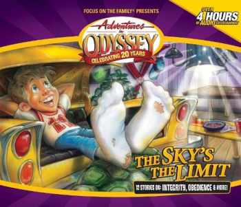 9781589974739-1589974735-The Sky's the Limit (Adventures in Odyssey)